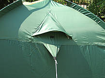Палатка Traper 4, клеенные швы,тамбур, фото 3