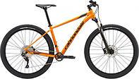 "Велосипед 29"" Cannondale TRAIL 3 рама - L 2019 TNG оранжевый"