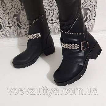 Черевики жіночі чорні зимові. Тільки 39 08e3dc5d58cf6