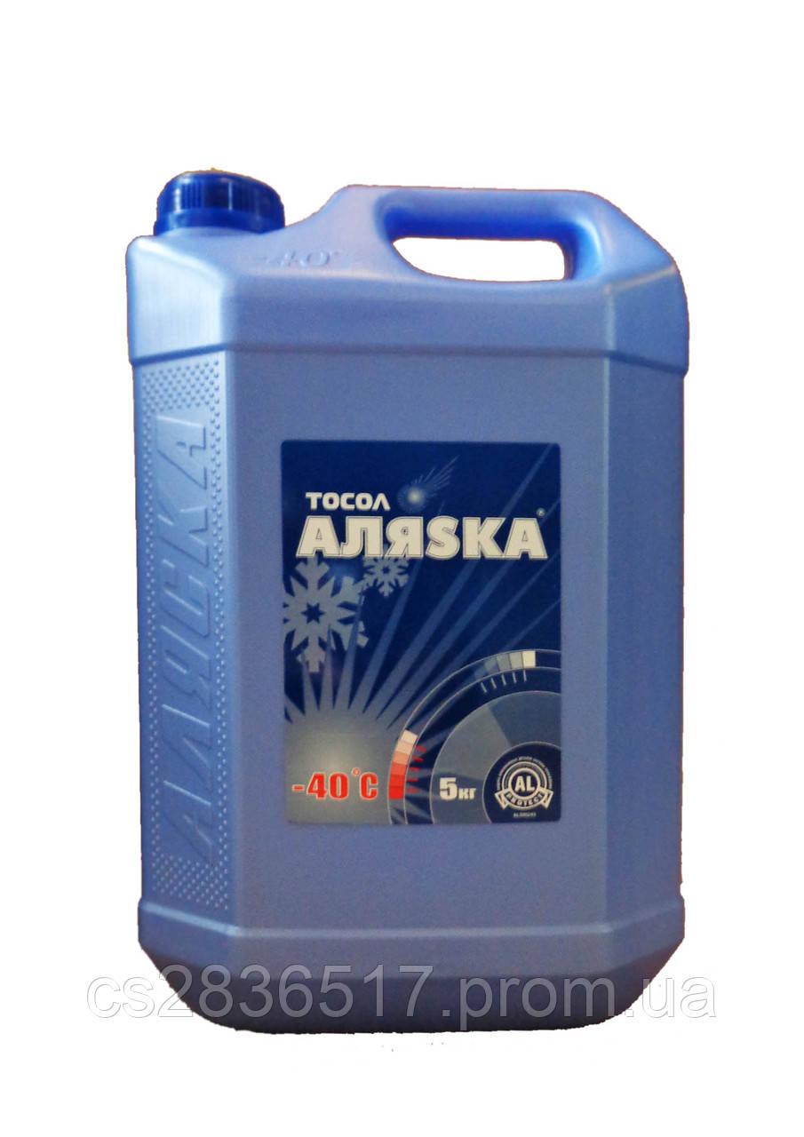 Тосол Аляска А-40 5л
