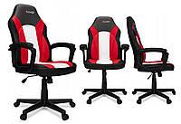Кресло компьютерное игровое спортивное PRO-GAMER CRIT НАЛИЧИЕ НАЛОЖКА