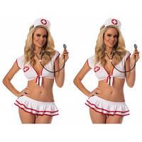 """Игровой костюм """"Медсестры """" с юбочкой"""