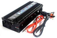 Преобразователь напряжения(инвертор) 24-220V 1500W 24-220В 1500Вт.