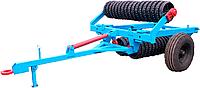 Каток зубчато-кольчатый гидрофицированный КЗК-6П-02