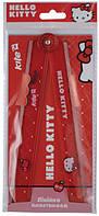 Линейка пластиковая складная 30 см KITE 2013 Hello Kitty 091 (HK13-091K)