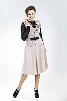 Костюм женский юбочный тройка Petro Soroka модель МТ 0981-01