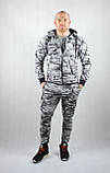 Камуфляжный мужской спортивный костюм, фото 2