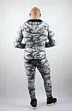 Камуфляжный мужской спортивный костюм, фото 4