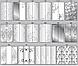 Шкаф-купе 5 дверный, 480*240*45см, Дом, фото 6