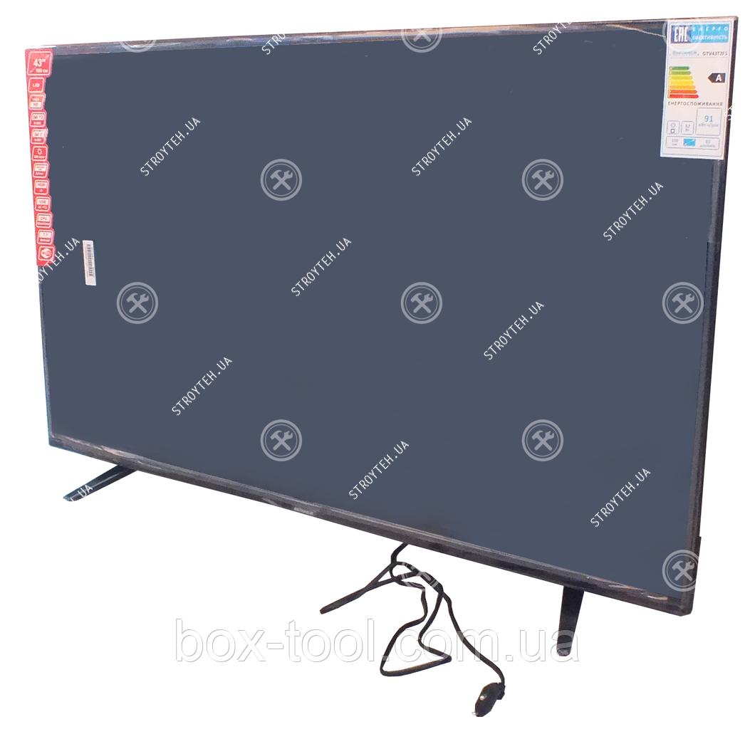 Телевизор Grunhelm GTV43T2FS 43 дюйма Full HD 1920х1080 Smart TV
