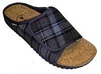 Тапочки для мужчин INBLU FM-1X серые