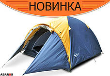 Палатка Abarqs Malwa 3, клеенные швы,тамбур, фото 2