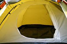 Палатка Abarqs Malwa 3, клеенные швы,тамбур, фото 3