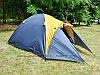 Палатка Abarqs Malwa 3, клеенные швы,тамбур, фото 4