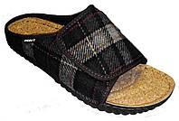 Тапочки для мужчин INBLU FM-1X коричневые