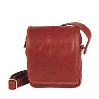 Кожаная сумка для мужчин через плечо  , фото 1