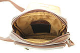 Кожаная сумка для мужчин через плечо, фото 5