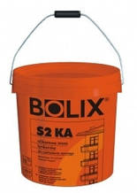 Штукатурка силікатна Bolix S 2 KA, 30кг