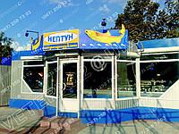 Дизайн,макет,изготовление наружной рекламы, Киев