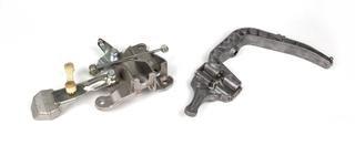 Механизм переключения передач MB Sprinter (906) 06- (кулиса)