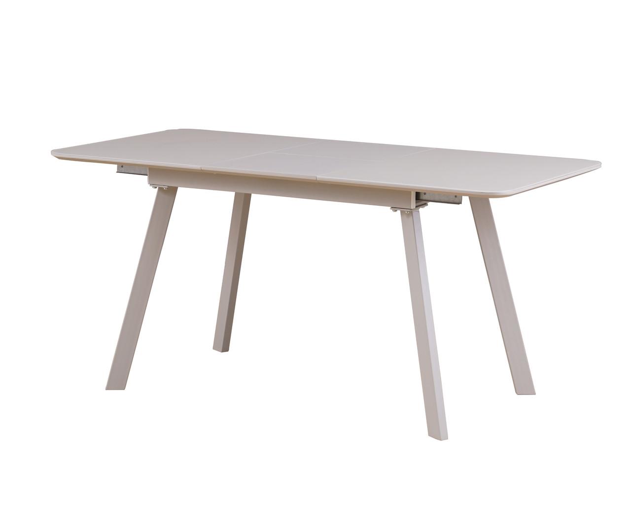 Стол TM-170 капучино. (120-160) -80 см. H-76см.