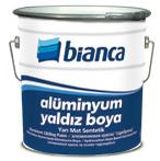 Краска декоративная теплостойкая золотистая Bianca , 0.35 л