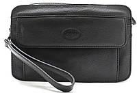 Большая мужская кожаная сумка для документов, папок размером А.  , фото 1