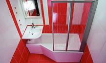 Ванна акриловая Ravak BeHappy 170х75 левосторонняя, фото 3