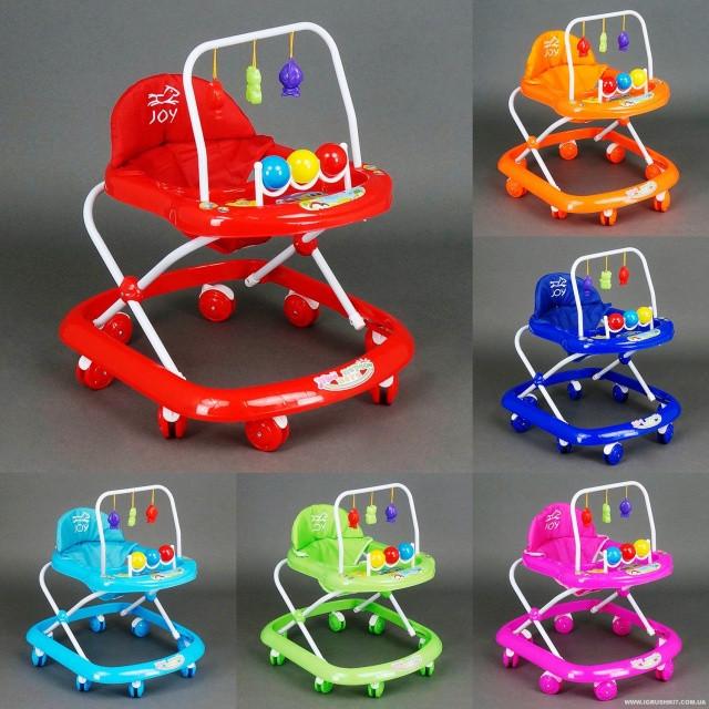Ходунки для малышей Joy 992 игровая панель