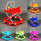 Ходунки для малюків Joy 992 ігрова панель, фото 2