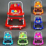Ходунки для малюків Joy 992 ігрова панель, фото 3