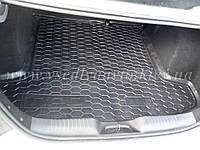 Коврик в багажник Fiat Tipo с 2016 г. седан (Avto-gumm) полиуретан