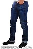 Джинсы мужские FRANCO BENUSSI 16-519 тёмно-синие, фото 1
