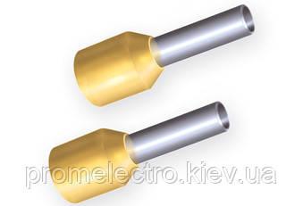 Гильзы обжимные для кабеля 2,5мм (100шт/уп)
