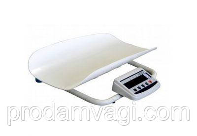 Весы для взвешивания младенцев, вариант с ростомером. Гарантия