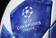 """Логотип adidas продолжит """"украшать"""" мячи на соревнованиях UEFA"""