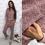 """Ангоровый женский костюм """"Брюки и кофта"""", фото 8"""