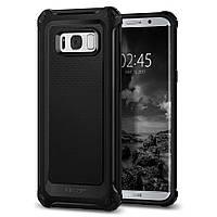 Чехол Spigen для Samsung Galaxy S8 Plus Rugged Armor Extra, Black (571CS21276)