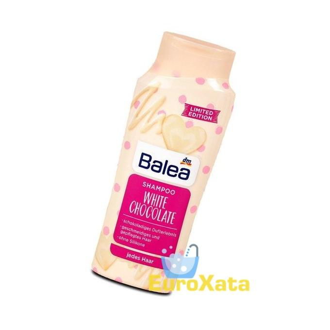 Шампунь BALEA White Chocolate для всех типов волос (300 мл) Германия
