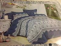 Полуторное постельное белье из поликоттона., фото 1