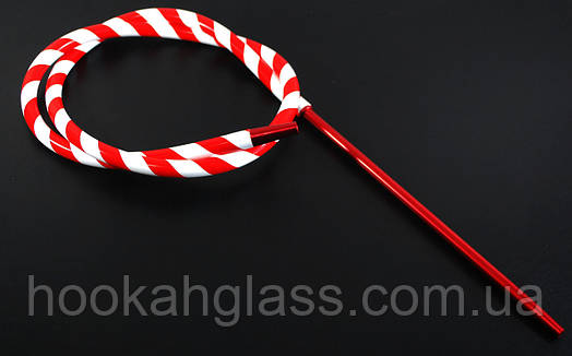 Шланг для кальяна Long Candy Red (Красный)