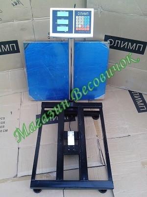 Электронные весы Олимп С 300кг