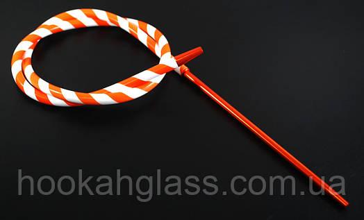 Шланг для кальяна Long Candy Orange (Оранжевый)