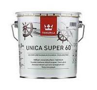 Уретано-алкидный лак Tikkurila Unica Super 60 (полуглянец) 2,7 л