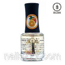 Масло для кутикулы Milano Апельсин  15мл
