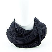 Мужской шарф Romax темно-синий