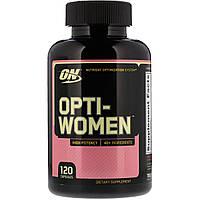 Витамины Optimum Nutrition Opti Women, 120 caps