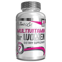 BioTechUSA Multivitamin for Women, 60 tabl