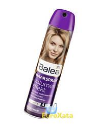 Лак для волос Balea Haarlack Volumen Effekt уровень фиксации 4 (300 мл) Германия
