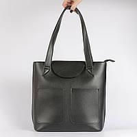 """Женская повседневная сумка на плечо для формата А4 """"Каролина"""""""